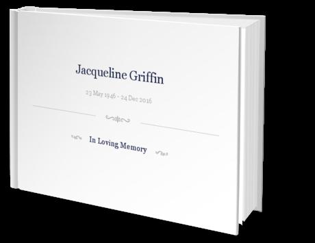 memorial book